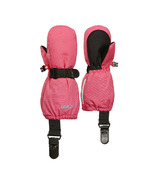 Kombi The Crazy Cariboo Children Mitt Hot Pink