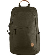 Fjallraven Raven Backpack Dark Olive