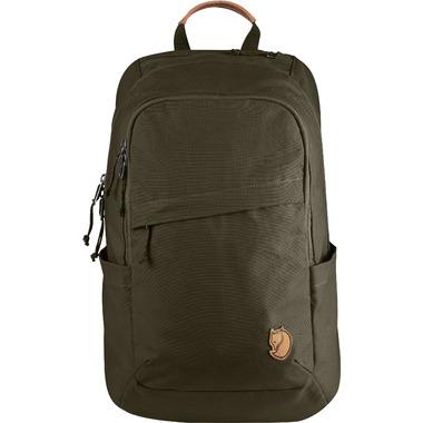 Fjallraven Raven Backpack Dark Olive