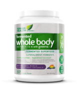 Genuine Health Fermented Whole Body NUTRITION with Greens+ Acai Mango