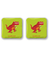 Crocodile Creek Ice Pack Set T-Rex