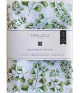 Ten and Co. Tea Towel Fern