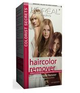 L'Oreal Colorists Secrets Haircolor Removal