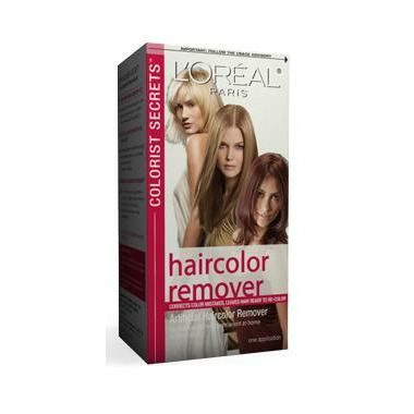 L\'Oreal Colorists Secrets Haircolor Removal