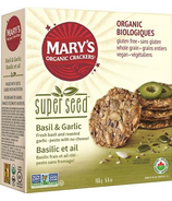 Mary's Organic Crackers Super Seed Crackers