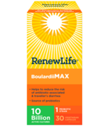 Renew Life BoulardiiMAX Antibiotic-Associated Diarrhea