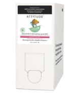 ATTITUDE Bulk To Go Baby Bottle & Dishwashing Liquid Fragrance Free