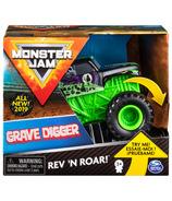 Monster Jam Official Grave Digger Rev 'N Roar Monster Truck