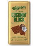 Whittaker's Coconut Block Chocolate