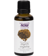 NOW Essential Oils Myrrh Oil Blend