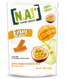 Nature Addicts Natural Fruit Stick Apple, Passion Fruit and Mango