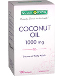 Nature's Bounty Coconut Oil Softgels