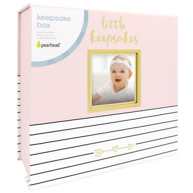 Pearhead Baby Keepsake Box