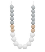 Glitter & Spice Silicone Teething Necklace Quinn