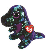 Ty Flippables Crunch The Sequin Dinosaur Medium