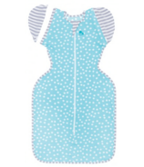 Love To Dream Swaddle Up 50/50 Transition Bag Lite Aqua Dot