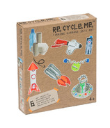 Recycle Me Outer Space Theme Crafts