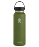 Hydro Flask Wide Mouth with Flex Cap Olive 2.0
