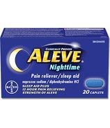Aleve Nighttime Caplets