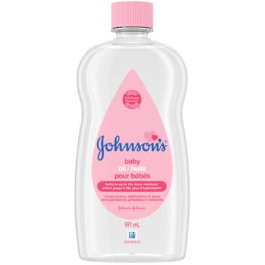 Johnson\'s Baby Oil