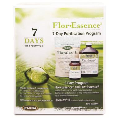 Flora Flor Essence 7 Day Cleanse