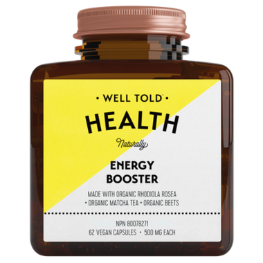 Well Told Health Energy Booster