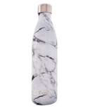 S'well White Marble Stainless Steel Water Bottle Elements Collection