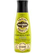 Halvana Artisanal Tahini Squeeze Pesto