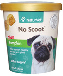 Naturvet No Scoot Plus Pumpkin Soft Chews