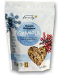 Grandma Emily Organic Granola Mixed Fruits