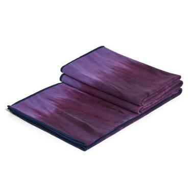 Manduka eQua Mat Towel Indulge Hand Dye