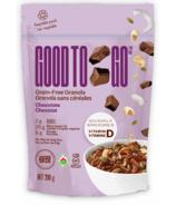 Good To Go Chocolate Granola