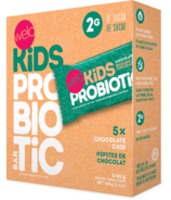 Welo Kids Probiotic Bars Chocolate Chip