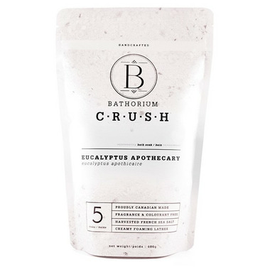 Bathorium CRUSH Eucalyptus Apothecary Rejuvenating Bath Soak