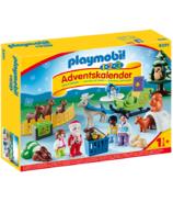 Playmobil Advent Calendar 1.2.3 Advent Calendar - Christmas in the Forest