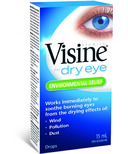 Visine Environmental Eye Relief Drops