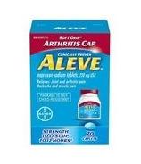 Aleve Pain Relief Caplets