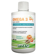 Land Art Omega 3 Cold Pressed Oil