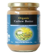 Nuts To You Organic Cashew Butter Smooth