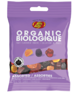 Jelly Belly Organic Fruit Flavoured Snack Assorted