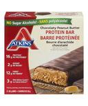 Atkins Chocolaty Peanut Butter Protein Bars