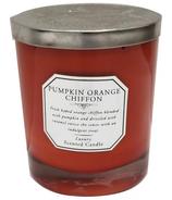 Karmin Luxury Scented Candle Pumpkin Orange Chiffon