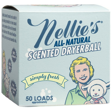 Nellie\'s All Natural Simply Fresh Scented Wool Dryerball