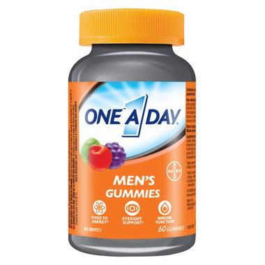 One A Day Men\'s Gummies