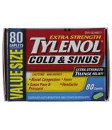 Tylenol Cold & Sinus Extra Strength