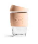 JOCO Glass Reusable Cup Amberlight