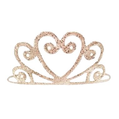 Great Pretenders Gold Glitter Tiara