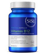 SISU Vitamin B12 Sublingual Tablets