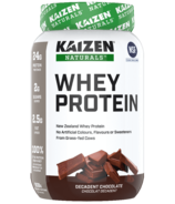 Kaizen Naturals Concentrate Whey Protein Decadent Chocolate