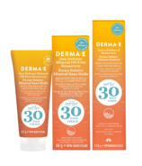 Derma E SPF 30 Face & Body Sunscreen Bundle